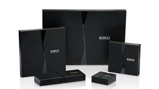 Kiko Eyes Clics, estuches y paletas vacías de 1 a 24 compartimentos
