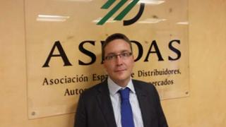 Felipe Medina, nuevo responsable de cadena agroalimentaria de Asedas