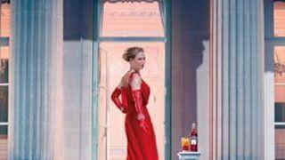 Campari pone a Uma Thurman en portada de su calendario 2014