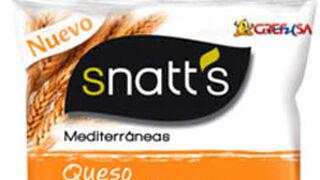 Queso y hierbas aromáticas para los nuevos snacks de Grefusa