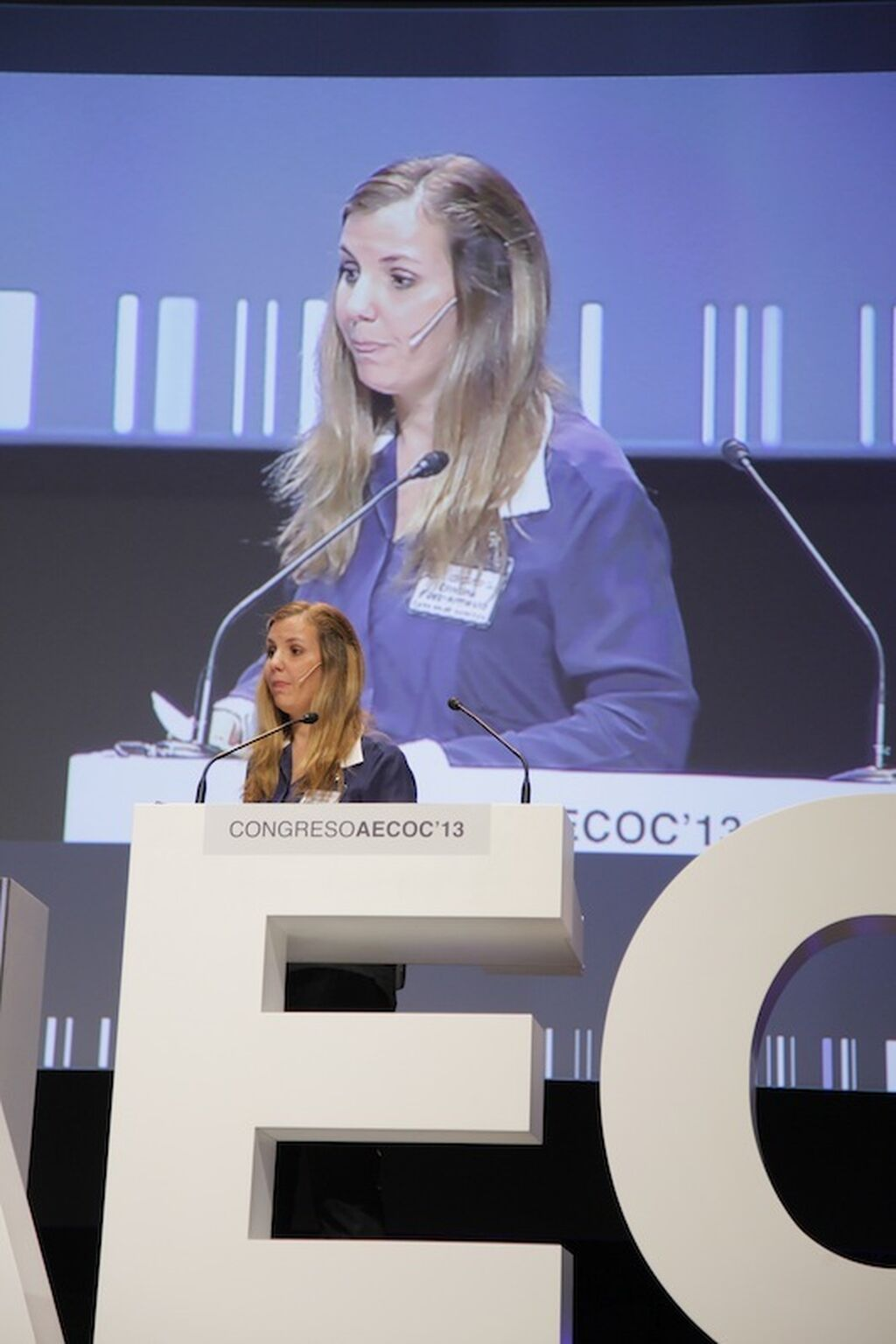 Cristina Fdez-Armesto, cofundadora de Casa Grande de Xanceda, una empresa sin fronteras con el mundo como su mercado