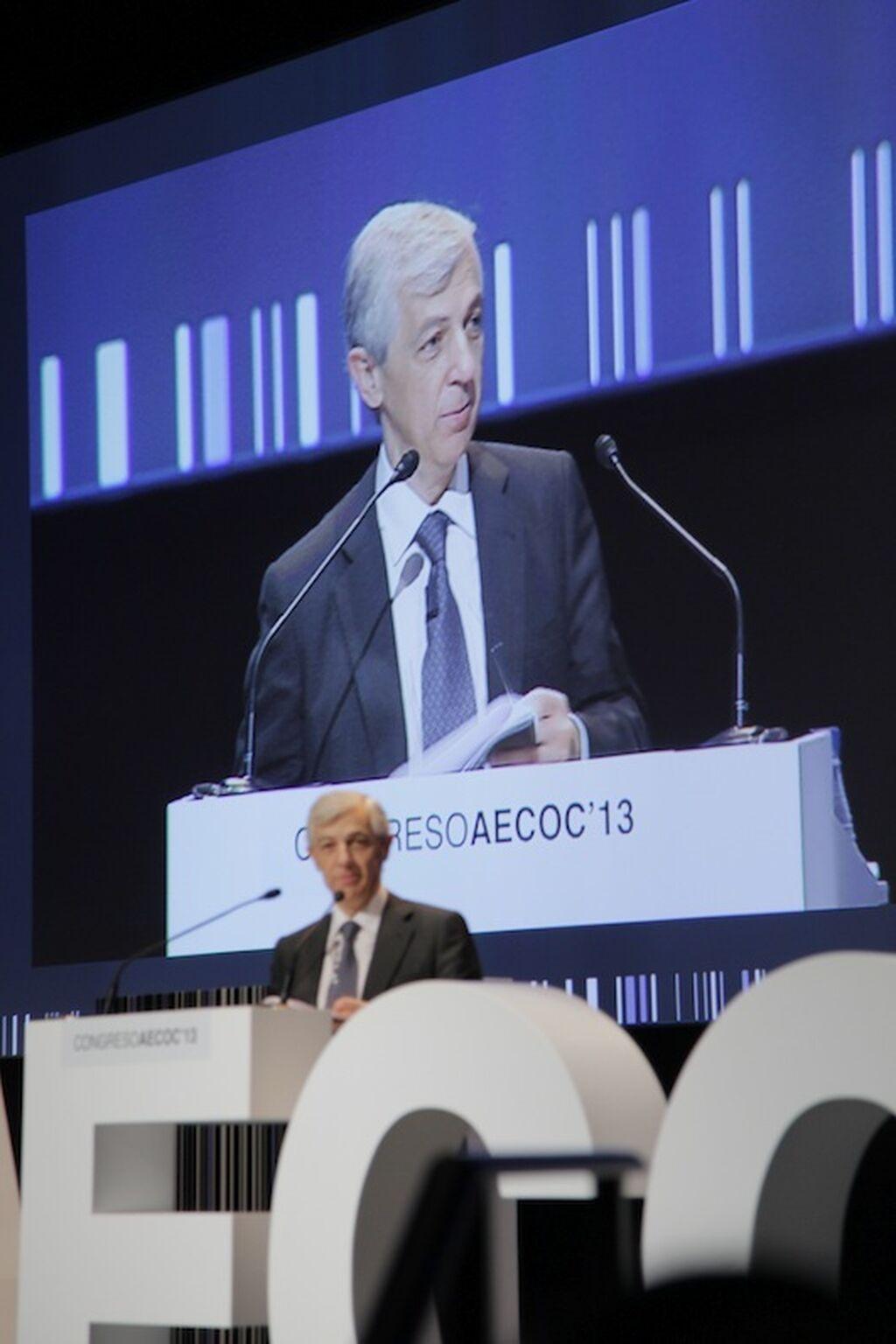 Javier Campo, presidente de Aecoc, hizo una diagnosis casi perfecta de la economía española