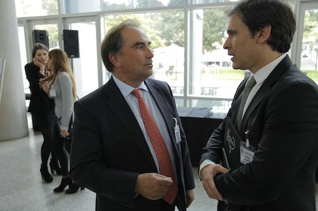 Javier Scherk, director general de Winche Redes Comerciales, conversa con Carlos Azofra, editor de GranConsumo.tv