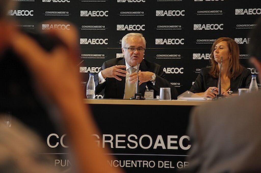 José Juan Fornés, director general de masymas, en la sala de prensa