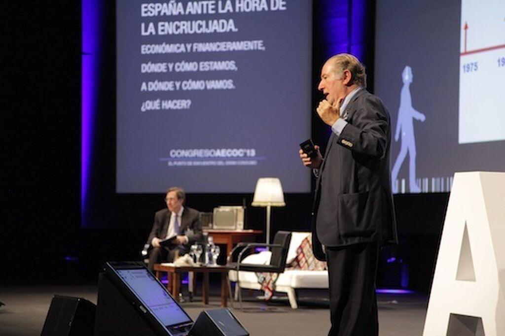 José María Gay de Liébana habló de la economía española sin rodeos