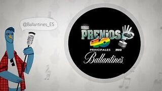 Ballantine's y 40 Principales retan a La Batalla de los Tuits