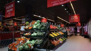 Descuentos en Eroski por comprar acciones del Baskonia