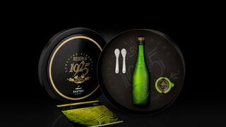 Alhambra se alía con Caviar de Riofrío para lanzar un pack navideño