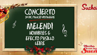 Suchard ofrecerá un concierto solidario en Vistalegre