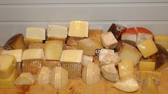 Los quesos ya tienen su catálogo electrónico