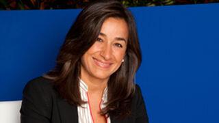 Ana Palencia, directora de Comunicación de Unilever en Europa