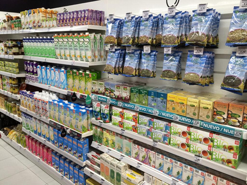 Zumos, leche, infusiones...