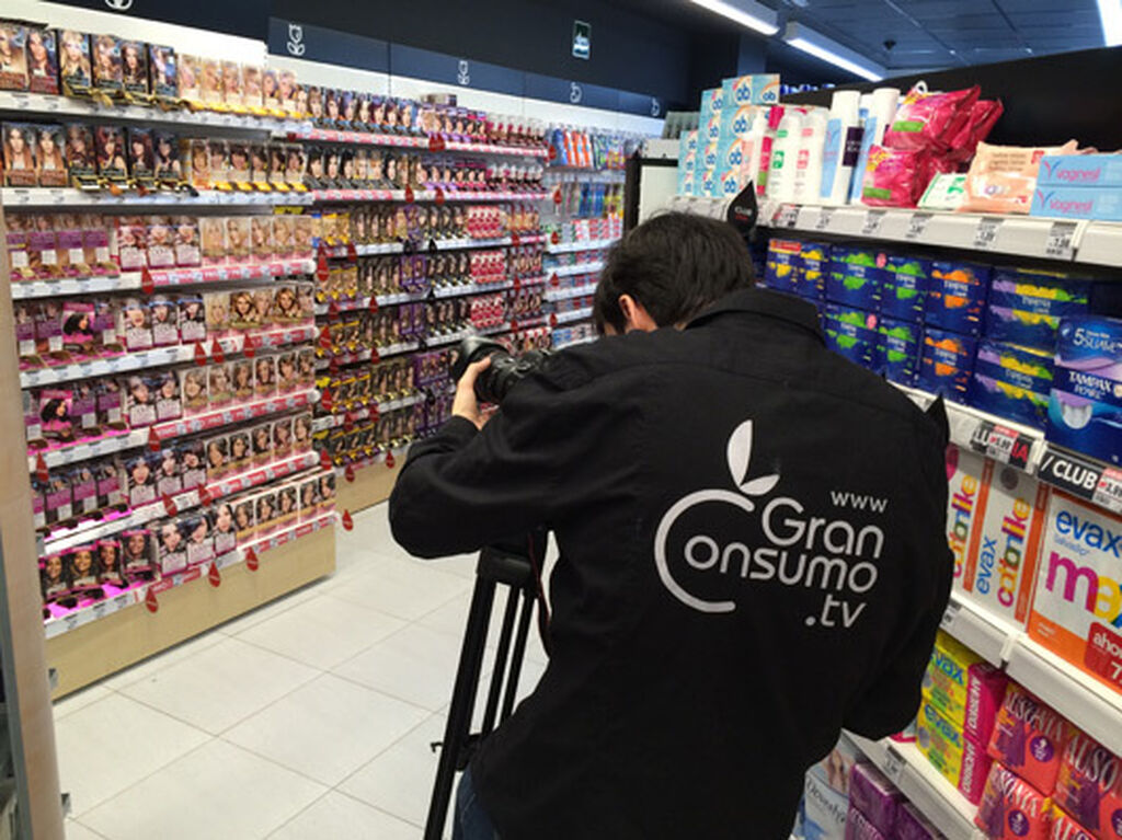 El equipo de GranConsumo.tv te enseña el punto de venta como si estuvieras con nosotros. ¡No te pierdas el vídeo de la tienda!