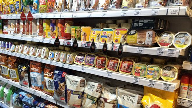 La comida para mascotas, un nicho de futuro para los retailers