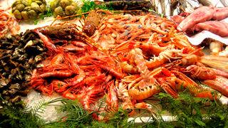 Cuatro de cada diez consumidores comprarán marisco en Navidad