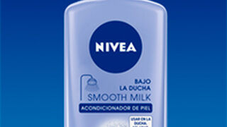 Nivea lanza Bajo la Ducha Smooth Milk