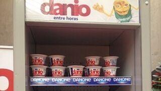 Danio de Danone, yogur saludable con alma de snack