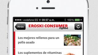 La revista de Eroski ya puede verse en el móvil