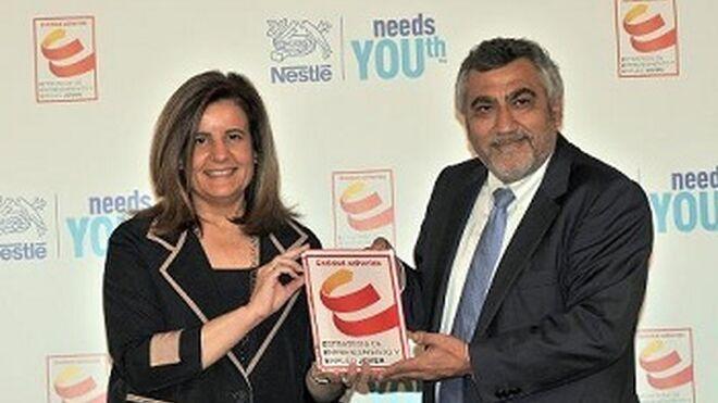 Nestlé facilitará la inserción laboral a 1.250 jóvenes