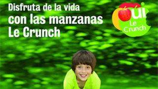 Manzanas de Francia-Le Crunch aumentó su cosecha el 31% en 2013