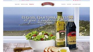 Borges renueva su web y la hace más interactiva