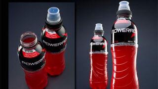 Premio para la botella NitroHotfill de Powerade