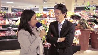 Entrevista a Alberto Ojinaga, director general de Caprabo