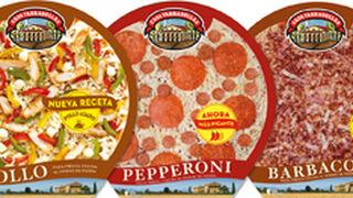 Nuevas pizzas de Pollo, Pepperoni y Barbacoa de Casa Tarradellas