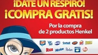 Henkel Limpieza y Hogar regala liquidez a las familias