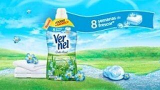 Vernel Cielo Azul, nueva fórmula, más frescor
