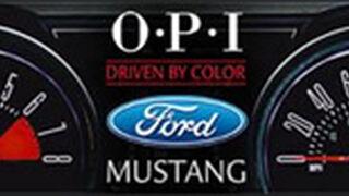 El legendario Ford Mustang inspira a OPI