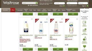 La guerra de precios de la leche en Reino Unido se recrudece
