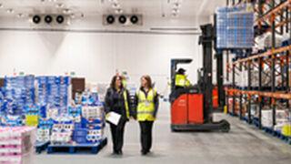 Carreras y Chep abren dos centros de gestión de palés en Portugal