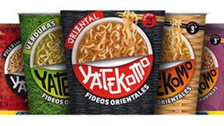 Yatekomo, el gran invento de la industria alimentaria