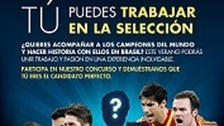 """Se busca """"embajador"""" en Brasil de Gilette con la Selección Española"""