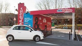 Eroski incorpora el servicio click&drive