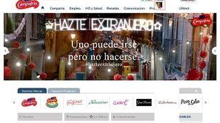 Campofrío hace accesible su web a los discapacitados