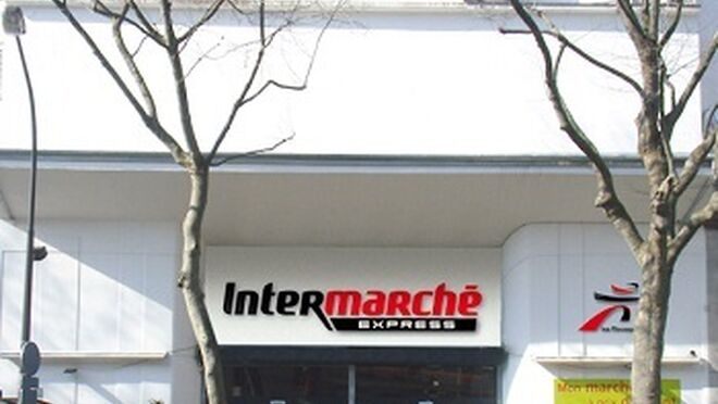 intermarch express cuadruplicar su red para 2018. Black Bedroom Furniture Sets. Home Design Ideas