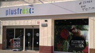 Plusfresc abrirá en septiembre su primer súper en Barcelona