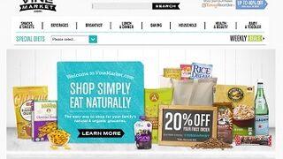 Amazon relanza su portal de venta de productos naturales y orgánicos