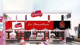 Campofrío lleva Cuídat+ a Alimentaria 2014