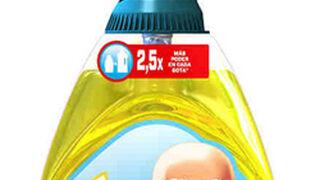 Nuevo Don Limpio Gel concentrado, doble poder de limpieza