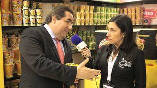 Fernando Fernández, director general de Gallina Blanca (entrevista en Alimentaria 2014)