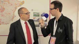 Pere Laymon, director general de Grupo Miquel (entrevista en Alimentaria 2014)