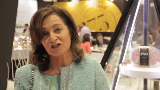 Anna Bosch, directora general de Noel (entrevista Alimentaria 2014)