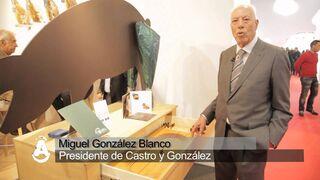 Castro y González, éxito en Alimentaria 2014