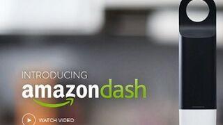 Amazon Dash para hacer la compra más simple en Fresh