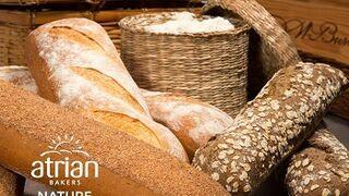 Nueva gama de pan y bollería de Atrian Bakers sin aditivos ni conservantes