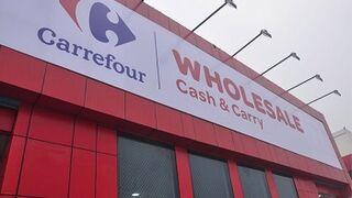 Metro ultima la compra de tres tiendas Carrefour en India