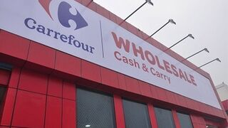Bharti olvida a Walmart con Carrefour